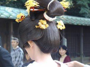 Mikio Sakabe.Japanese Fashion.Traditional_Japanese_wedding_hairstyle