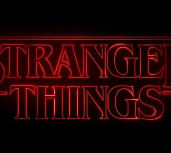80s Style Dresses.Stranger_Things_logo