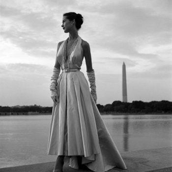 Jean Patchett, born Feb 26th 1926 in Maryland, America.Photo of Fashion model byToni Frissell, Washington,D.C.1949