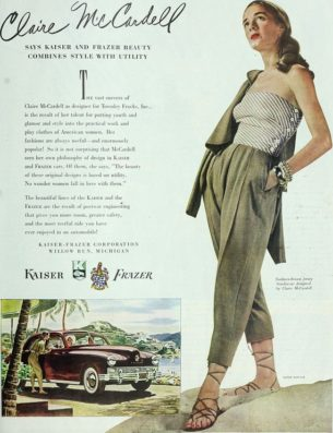 retro clothing online.The Ladies' home journal 1948
