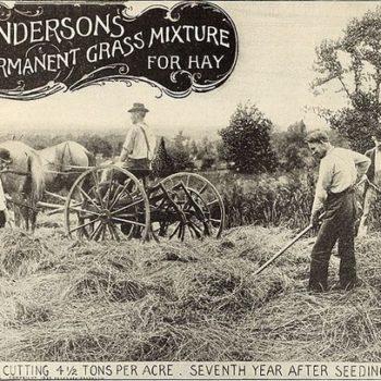 Is denim an American Story-American farmers' manual 1904