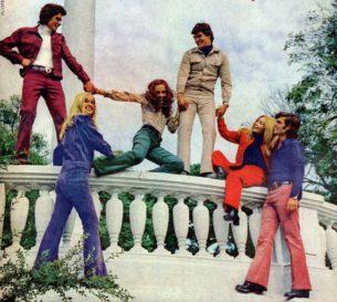 Retro shop online-Argentinian fashion photo, 1972