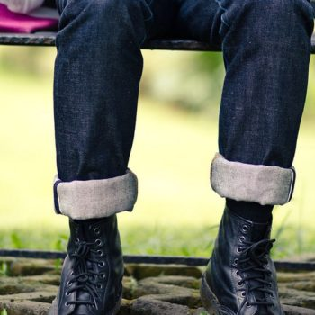 Denim Dudettes - Selvedge denim jeans and Doc Martens boots