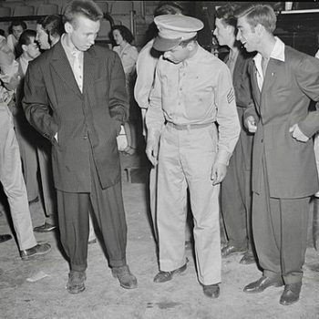 40s mens fashion-Zootsuits