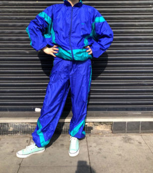 90s shell suit