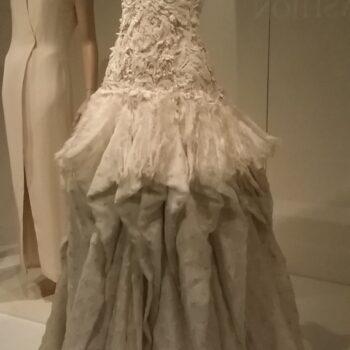 Ballgown by Sarah Burton for Alexander McQueen, 2011