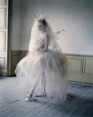 Tim Walker photo of Imogen Morris Clarke,2013