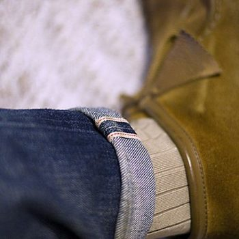 Understanding what explains the resurgence of selvedge denim