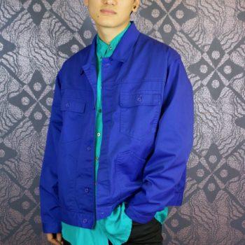 Blue17 vintage French work jacket