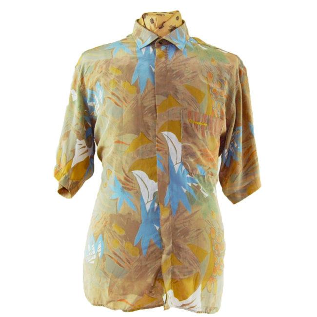 90s Christian Dior Hawaiian Shirt