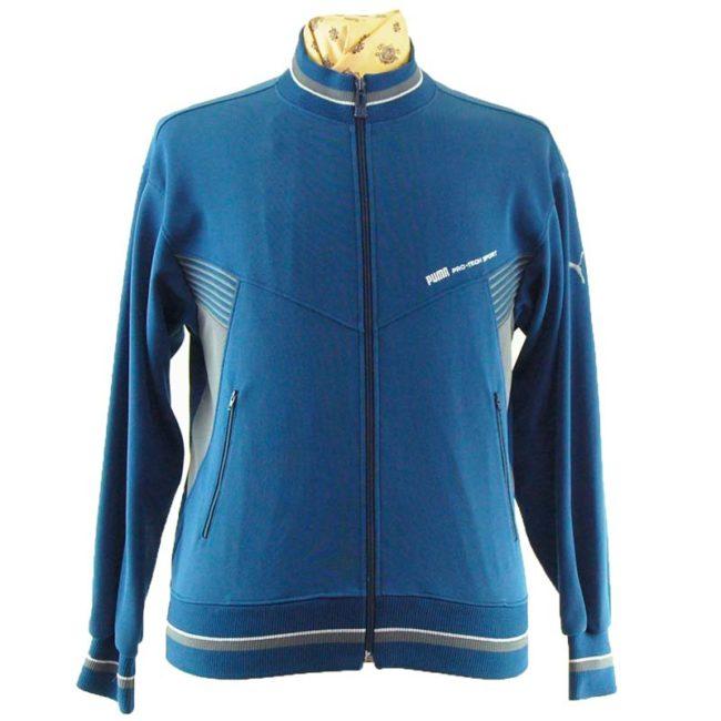 80s Puma Pro-Tech Sport Jacket