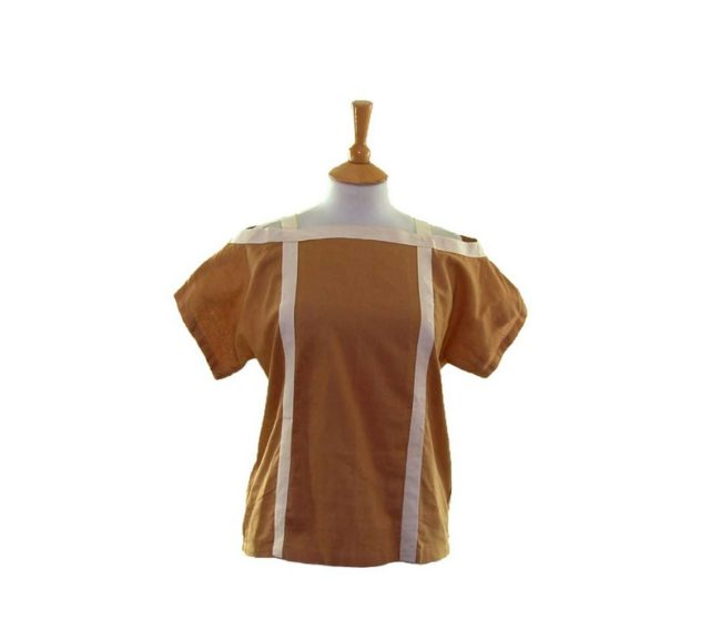 80s Rustic Tee Shirt