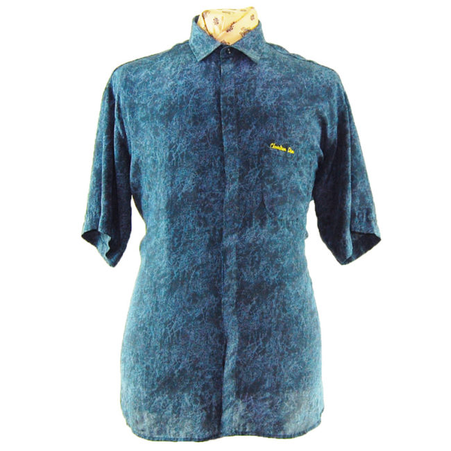 90s Christian Dior Silk Shirt