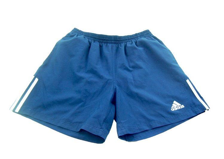 90s Navy Adidas Shorts