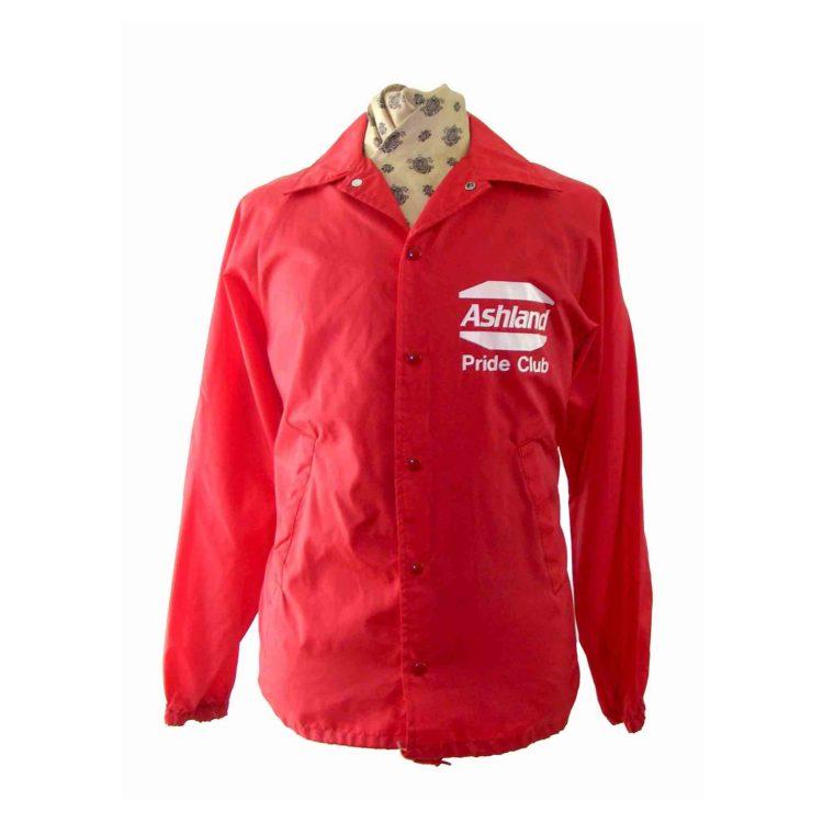 90s Ashland pride club coach jacket
