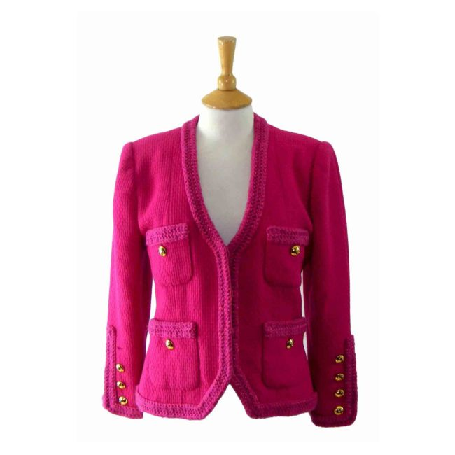90s Womans Pink jacket