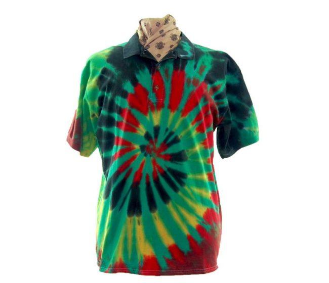 Classic Tie Dye Tee-Shirt