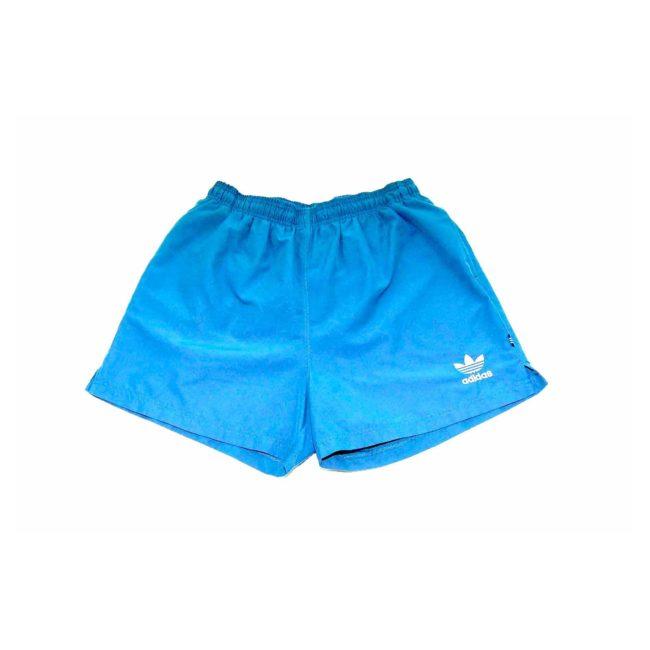 Adidas Dark Green Casual Shorts