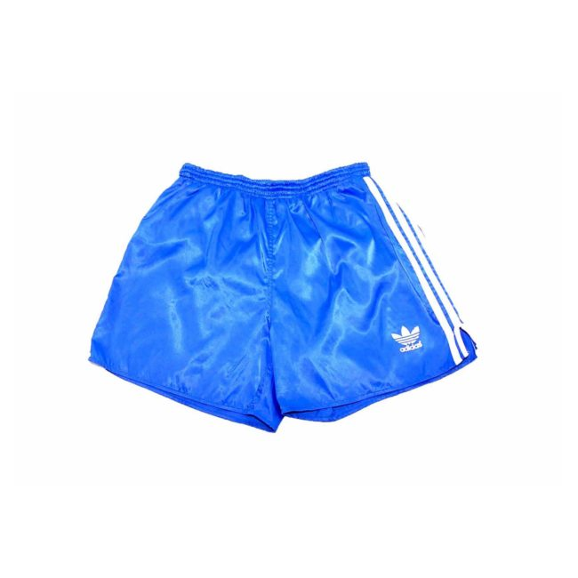 Adidas Royal Blue Shell Sport Shorts