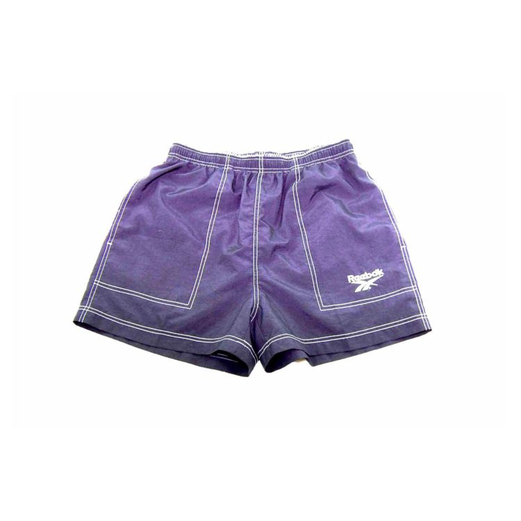 Reebok Contrast Stitching Casual Shorts