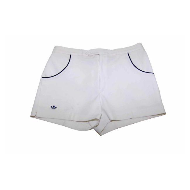 Adidas Retro White Casual Shorts