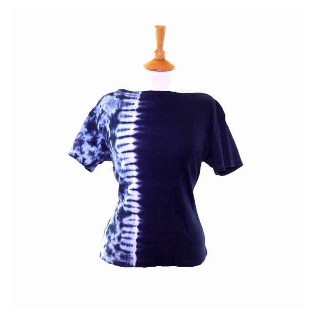 90s Navy Tye Die T-Shirt