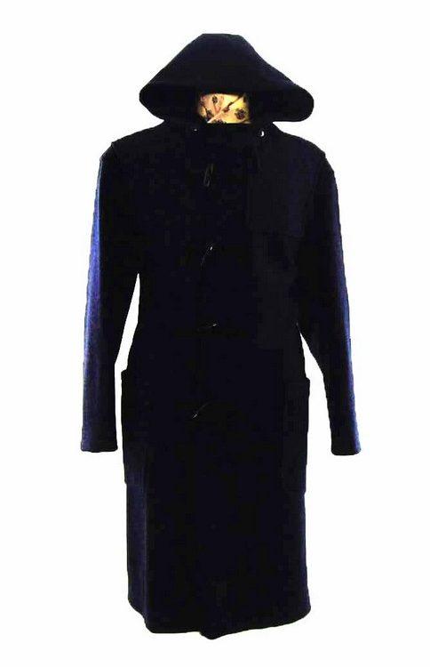 Mens Full Length Duffel Coat