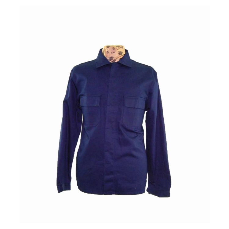 Navy French Chore Jacket