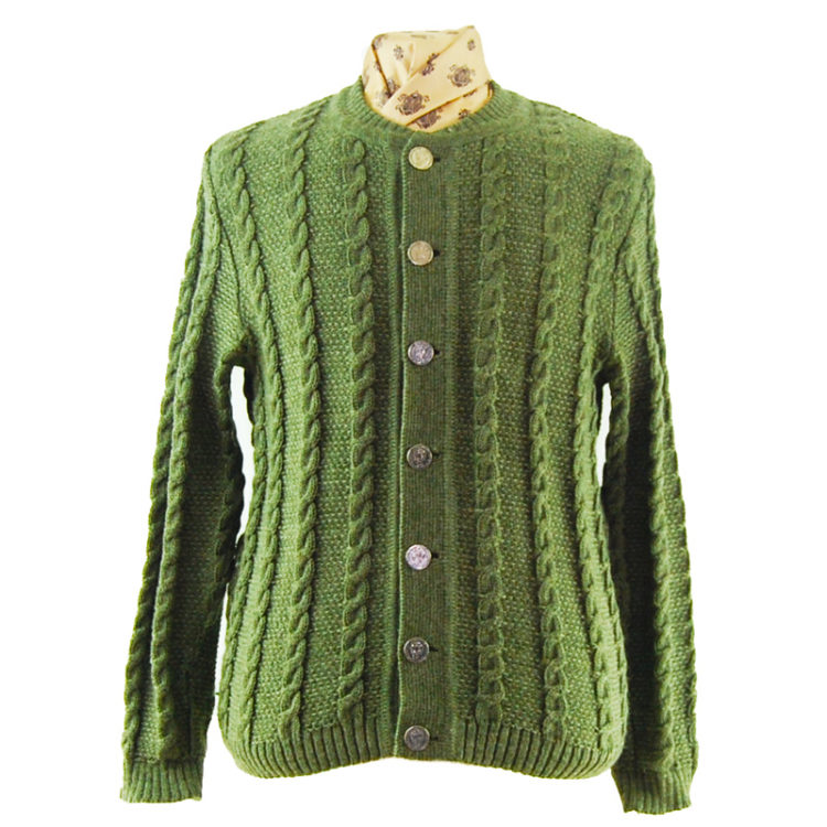 Traditional Hungarian Cardigan