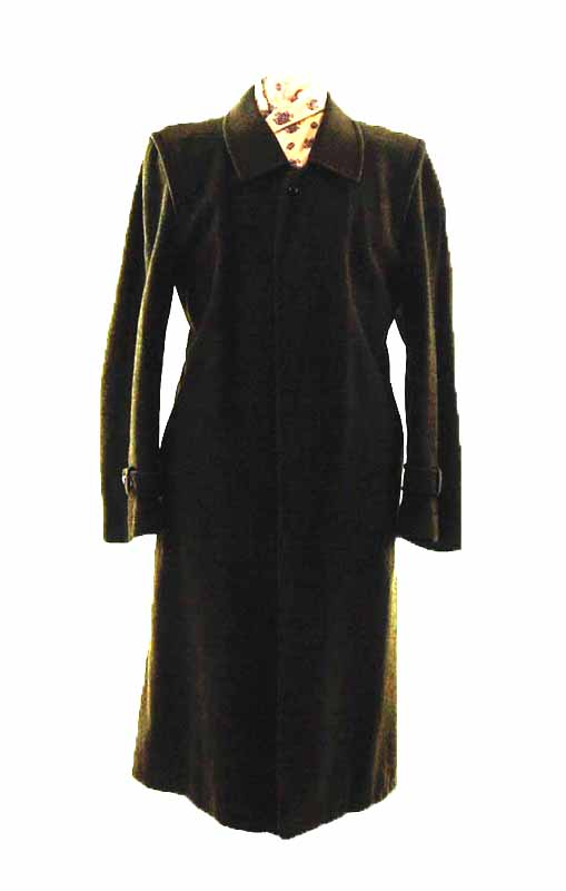 Vintage Brown Long Coat