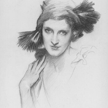 Daisy Fellowes by John Singer Sargent, 1856-1925
