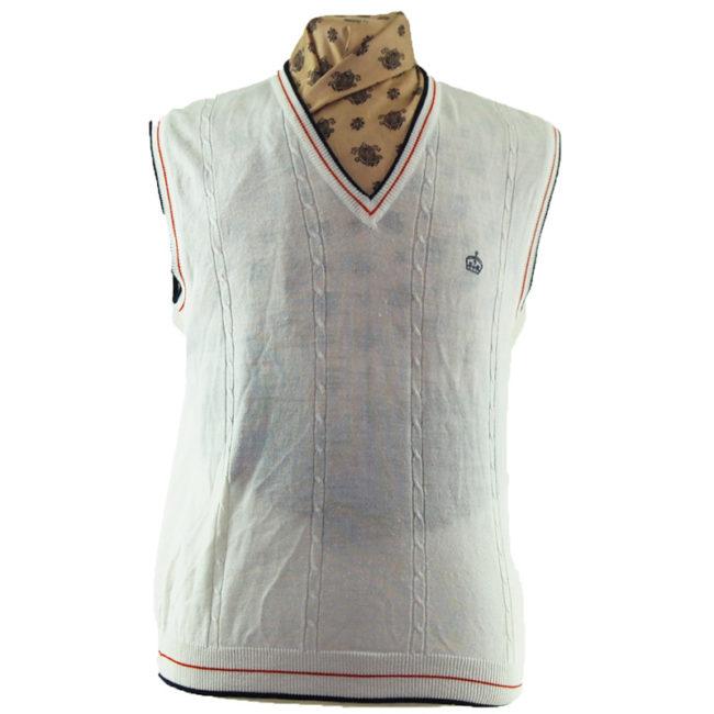 70s True Vintage Sorts Vest