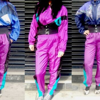 80s shell suit fancy dress for your party