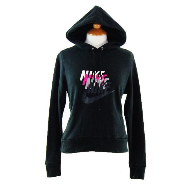 Black Nike Pullover Hoodie