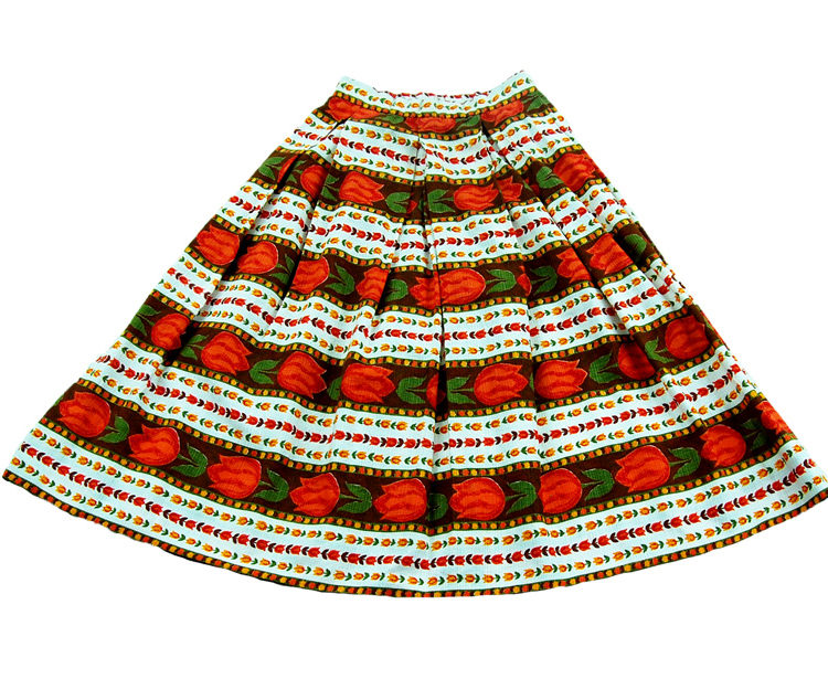 Extremely Petite 1950s Skirt
