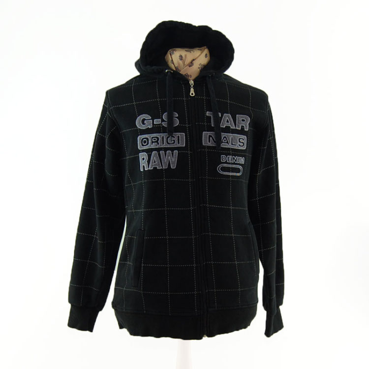 G. Star Original Raw Zip Up Hoodie