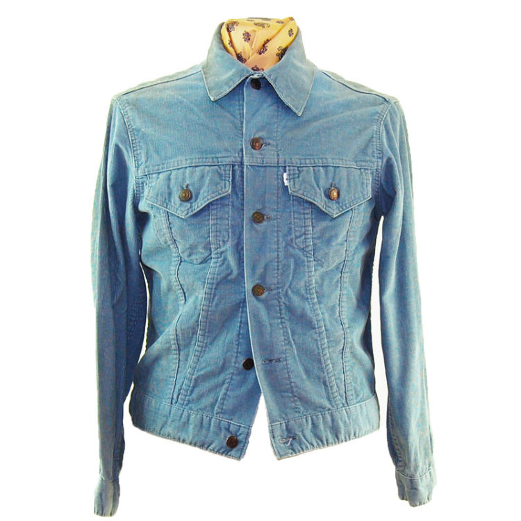 Levis Slim Fit Corduroy Jacket