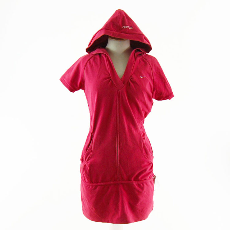 Pink Nike Fit Dry Yoga Dress