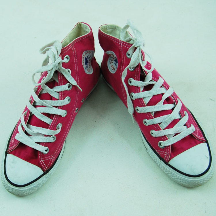 90s Pink One Star Converse Sneakers