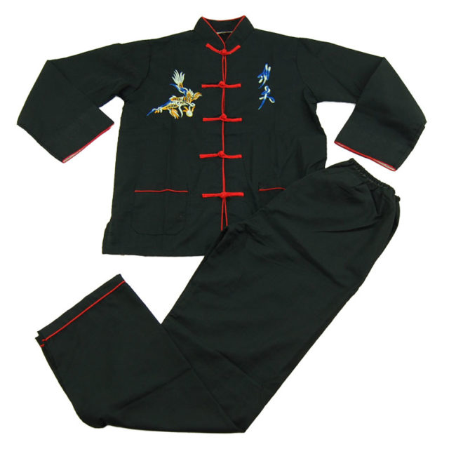 Chinese Child Size Tang Suit