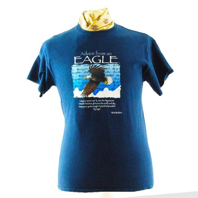 Eagle Nature Tee Shirt