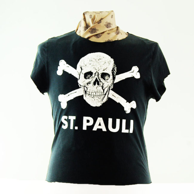 St. Pauli Football Team Tee Shirt