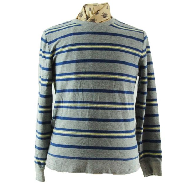 Urban Outfitters Striped Long Sleeve Tee