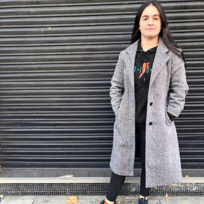 1990s Tweed Coat