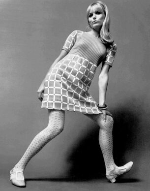 60s fashion pictures, dress 1967