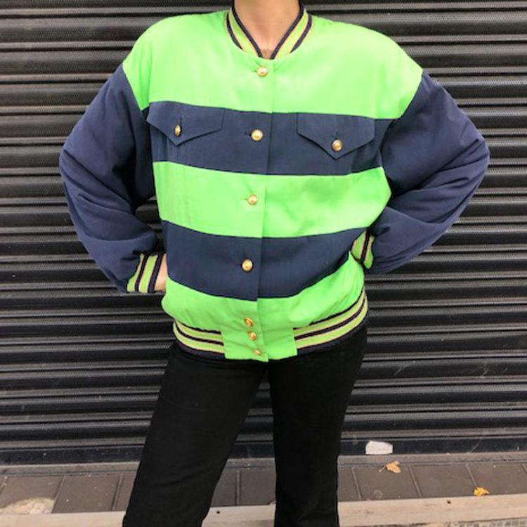 90s Separa Fink Bomber Jacket