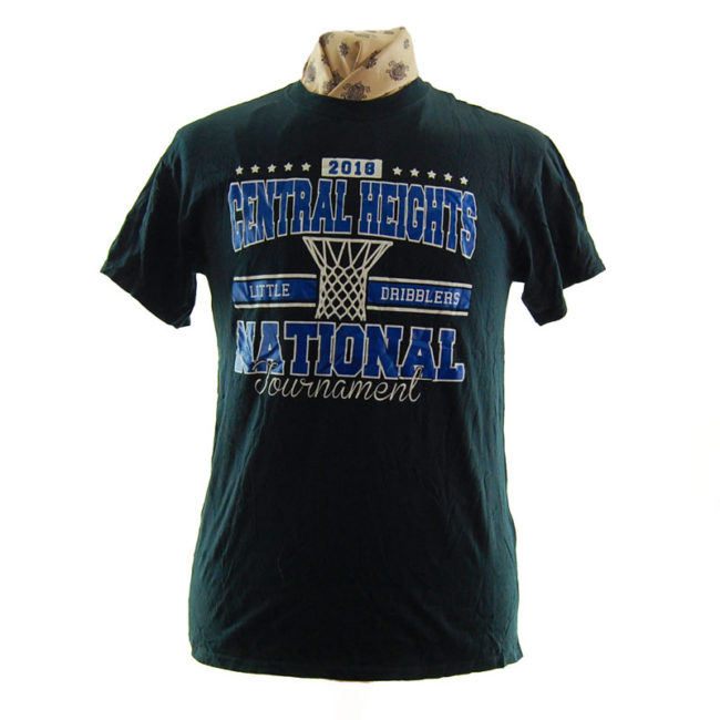 American Basketball T Shirt