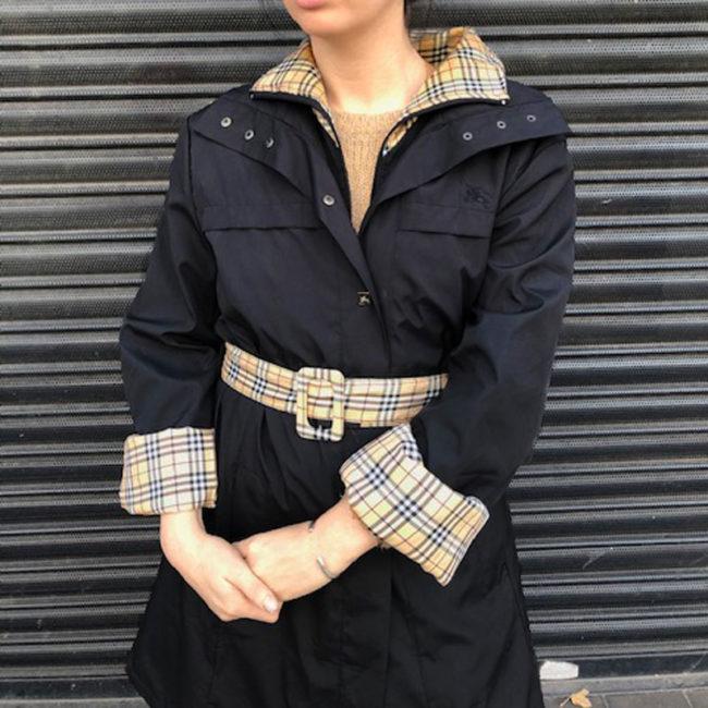 Burberry London Rain Coat