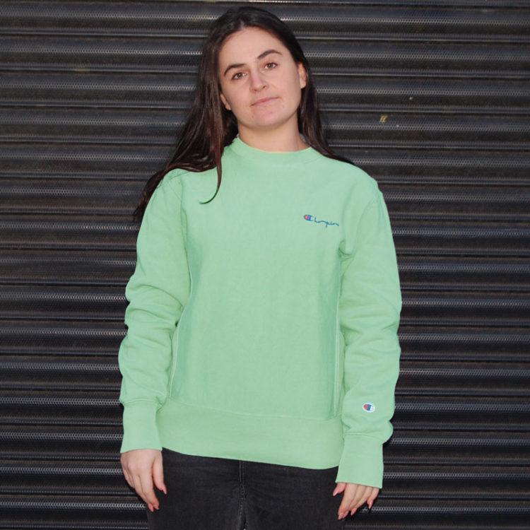 Champion Mint Green Sweater