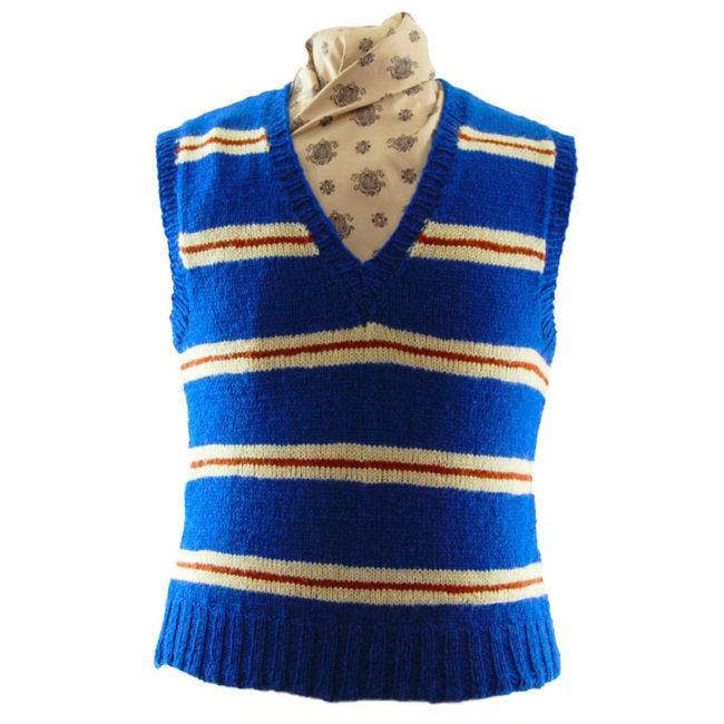 Handmade Pure Wool Vest
